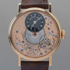 브레게 라트레디션 골드 시계(7027)