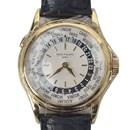 파텍필립 월드타임 시계