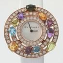 불가리 아스트랄레 다이아 골드 시계 (AEP36G)