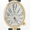 브레게 퀸오브네이플 다이아 골드 시계 (8918)