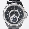 샤넬 J12 다이아 문페이즈 시계