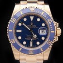 로렉스 서브마리너 골드 시계 (116618LB)