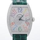 프랭크뮬러 컬러드림 골드 시계 (7502QZDCD)