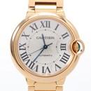 까르띠에 발롱블루 골드 시계 (36mm)