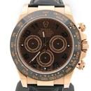 로렉스 데이토나 골드 시계 (116515LN)