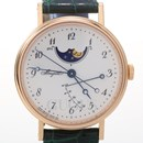 브레게 클래식 골드 시계 (8787)