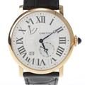 까르띠에 로통드 골드 시계(W1556203)