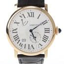 까르띠에 로통드 골드 시계(W1556240)