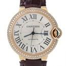 까르띠에 발롱블루 다이아 골드 시계(36mm)