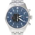 IWC 파일럿 크로노 시계