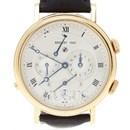 브레게 듀얼타임 알람 골드 시계(5707)