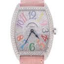 프랭크뮬러 컬러드림 골드 시계