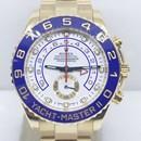 로렉스 골드 요트마스터2 시계(116688)