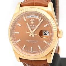 로렉스 골드 시계 (118138)