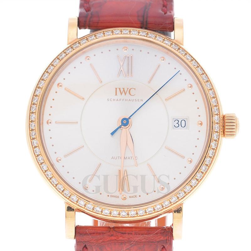 IWC 다이아골드 포르투피노 시계(IW458107)