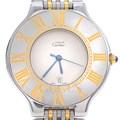 까르띠에 21세기 콤비 시계