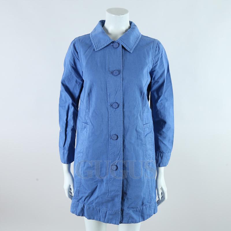 마크바이 블루 자켓