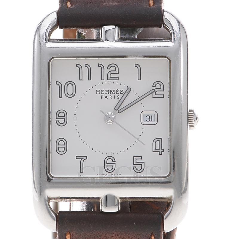 에르메스 케이프코드 투스트랩 시계(CC2.710)