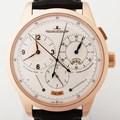 예거르쿨트르 듀오미터 로즈골드18K 시계 미사용품