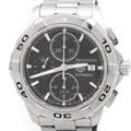 태그호이어 아쿠아레이서 크로노 시계(CAP2110)