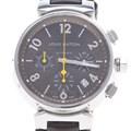 루이비통 땅부르 크로노 스틸 시계 (Q1121)