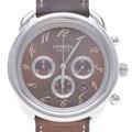 에르메스 아쏘크로노 스틸 시계 (AR4.910)