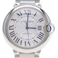 까르띠에 발롱블루 스틸 시계
