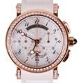 브레게 핑크골드마린 크로노 시계(8828)