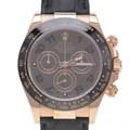 로렉스 데이토나 골드 시계 (116515)