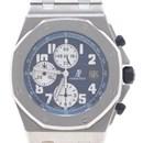 오데마피게 로얄오크 오프쇼어 크로노 스틸 시계