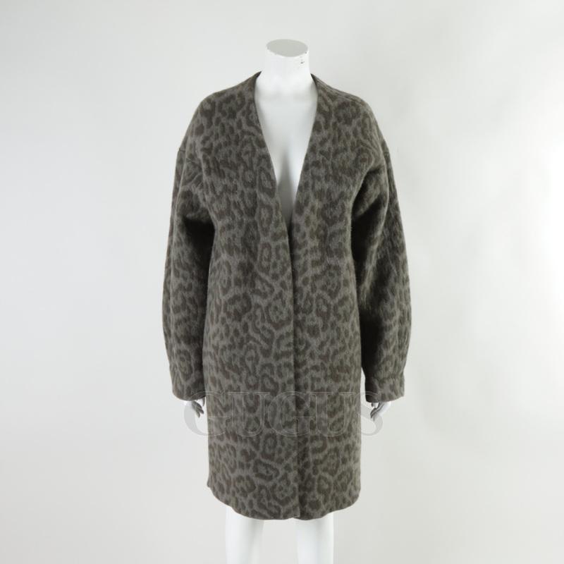 바네사부루노 니트 코트