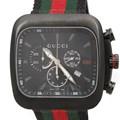 구찌 쿠페 크로노 시계(131.2)