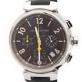 루이비통 땅부르 크로노 시계 (Q1121)