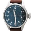 IWC 빅파일럿 스틸 시계 (IW500916)
