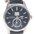 태그호이어 까레라 듀얼타임 스틸 시계 (WAR5010)