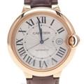 까르띠에 발롱블루 골드 시계