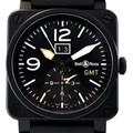 벨앤로스 GMT Black (BR03-51)