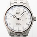 IWC Mark16 스틸 39mm 시계