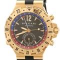 불가리 디아고노 GMT 골드 시계 (GMT40G)