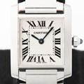 Cartier 까르띠에 탱크 프랑세즈 쿼츠 여성 시계
