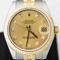 로렉스 178273 10P 데이저스트 콤비 중형 시계