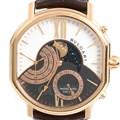 불가리 다니엘로스 골드 시계 (BRRP46GMP)
