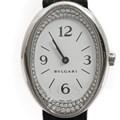 불가리 오벌 골드 다이아 시계 (OVW32G)