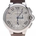 까르띠에 발롱블루 크로노 스틸 시계