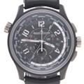 예거르꿀뜨르 앰복스5 월드타임 크로노 티타늄 시계