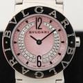 BVLGARI 불가리 BB 26mm 핑크 시계