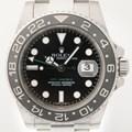 로렉스 116710LN GMT마스터2 블랙판 스틸 시계