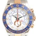 로렉스 요트마스터2 콤비 시계 (116681)