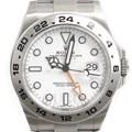 로렉스 익스플로어2 스틸 시계 (216570)