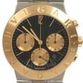 불가리 디아고노 콤비 크로노 시계 (CH35SG)